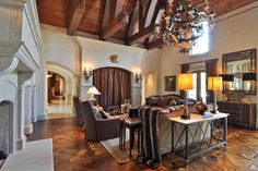 Dallas Area Residence - traditional - living room - dallas - by Brown Design Group