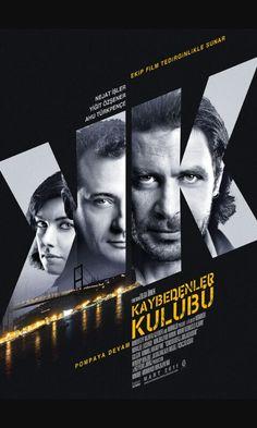 Kaybedenler Kulübü Cinema Film, Bar, I Movie, My Love, Celebrities, Movie Posters, Films, Movies, Celebs