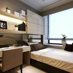 16 Unique Modern Bedroom Design Ideas for Your Inspiration Home Decor Bedroom, Modern Bedroom, Home Interior Design, Home Bedroom, Bedroom Interior, Modern Bedroom Design, Home Office Design, Apartment Design, Room Interior