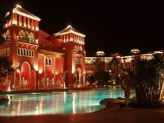 Hotel Grand Resort, Hurghada, Egypt