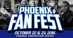 Phoenix Fan Fest 2016 Passes Now on Sale!