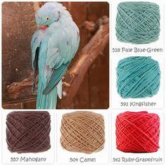 Kleurkombinasies met Vinnis Colours!!