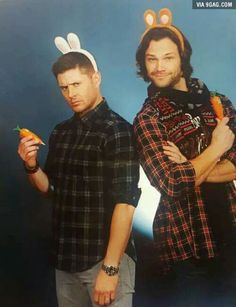 Happy Supernatural Easter