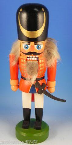 German Nutcracker Doll. I have this!