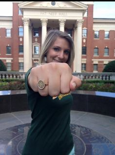 Goals: getting your Baylor ring. #MyBaylorRing