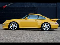 993 turbo s | Vehicle Archive - Blue Chip and Competition Cars - Porsche 993 Turbo S