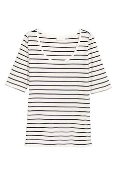 Tricot T-shirt | H&M