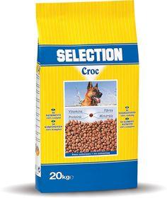 Lindo Croc Mantenimiento Perro 20 Kg
