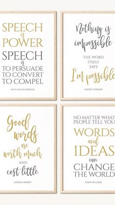Printable Designs, Printable Wall Art, Printables, Speech Pathology, Wall Art Quotes, Speech And Language, Positive Quotes, Positive Mindset, Wall Art Decor
