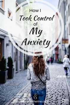 Learn about my experience with anxiety, and how I took control of my anxiety and mental health with the combination of seeing a therapist and a strong group of loved ones in my life.