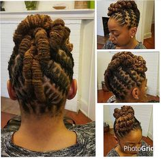 Luv Locs and Nigeria : Photo