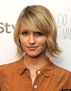 cute short hairstyle