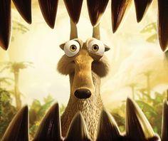 L'Âge de Glace : Le temps des Dinosaures - L'expérience 4D