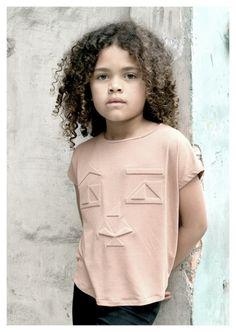 Ine de Haes, sculptural silhouettes for children - Petit & Small