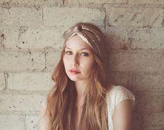 Sequin Turban Headband via BRIKA #giveaway