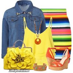 Casual and Bright