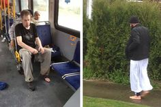 Everyone Ignored Him And Kept Their Distance, Until A Muslim Man Did Something Beautiful