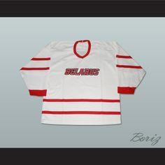 Looking for Belarus National Team Hockey Jersey New, Belarus-White ? Visit http://www.borizcustomsportsjerseys.com/product-p/belarus-white.htm