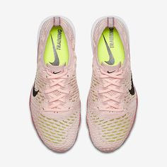 Nike Air Zoom Fearless Flyknit Chrome Blush Women's Training Shoe