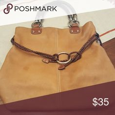 Bag/Genuine Leather Bag Fossil Bags Shoulder Bags