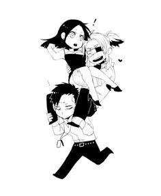 Worick, Nicolas, Alex