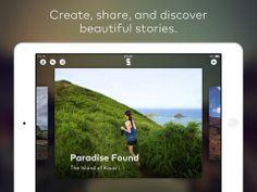 Storehouse Awesome New iPad Digital Storytelling App ~ Educational Technology and Mobile Learning - FREE! Digital Technology, Educational Technology, Storytelling App, 21st Century Skills, Paradise Found, Instructional Design, Mobile Learning, Ipad App, Beautiful Stories