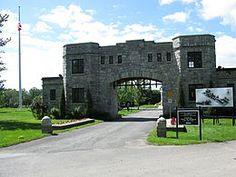 Image detail for -National Field of Honour Cemetery Gates.JPG