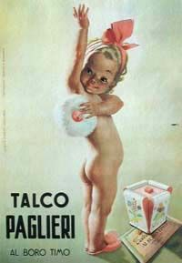 Boccasile Vintage Poster