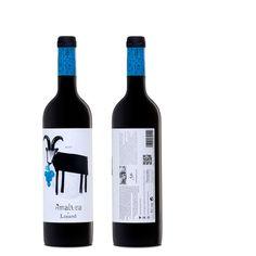 Packaging bouteille - Amaltea - Pagà Disseny (Espagne)