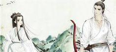 "Cover illustration of ""Chang Ge Xing"" 長歌行Vol. 7  by Chinese Manga Artist Ms.Xia Da 夏達."