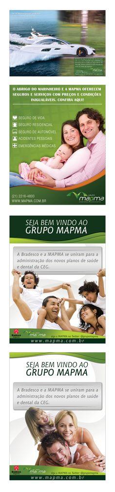 Mapma - Anúncio e Banner