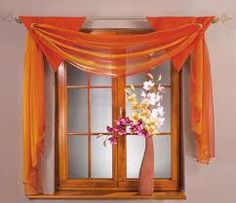Decorative windows with the best 10 fashion types of curtains top fashionable curtains types for window coverings the best fashionable types of curtains to decorate your windows interior, types of curtains, curtain types 2015 Orange Kitchen Curtains, Orange Curtains, Scarf Curtains, Cool Curtains, Kitchen Curtain Designs, Curtains Childrens Room, Kitchen Window Coverings, Rideaux Design, Windows