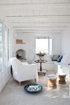 ANTIPAROS - GREECE interior