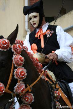 Sartiglia di Oristano - cavaliere