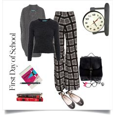 First Day Of School - Polyvore
