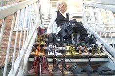 Dr. Martens sko og støvler