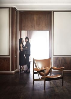 Anniversary: The Chieftain Chair Danish Furniture, Furniture Design, Egyptian Furniture, King Chair, Danish Interior, Mid-century Modern, Contemporary, Royal Academy Of Arts, 70th Anniversary