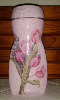 Ideas para reutilizar frascos de Nescafé - Dale Detalles Jar Crafts, Diy And Crafts, Crafts For Kids, Arts And Crafts, Shabby Chic Kitchen Accessories, Decoupage Jars, Useful Life Hacks, Garden Art, Projects To Try