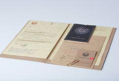 "Clever ""top-secret"" job application/self-promotional piece. {Self Promotion: Résumé & Job Application by Vidar Olufsen, via Behance} Graphic Design Resume, Cv Design, Book Design, Print Design, Report Design, Graphic Designers, Layout Design, Design Trends, Creative Jobs"