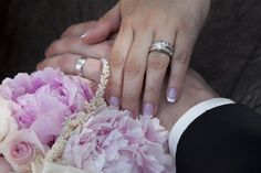 my favorite picture of our rings