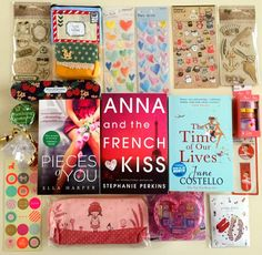 Huge Giveaway on Library Lavender! Win all the stuff in this photo plus more!!! :O