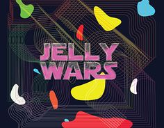 """Check out new work on my @Behance portfolio: """"Jelly Wars"""" http://be.net/gallery/36793787/Jelly-Wars"""