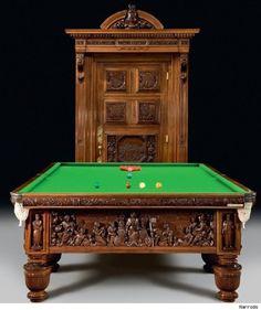 Królewski stół bilardowy na sprzedaż