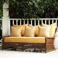 How To Make Ed And Ling Wicker Furniture Look New In A Snap Sunroom