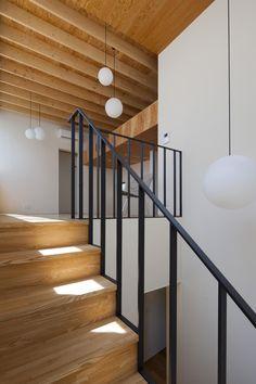 階段・吹き抜け(鶴見の家)