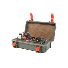 Case porta memorias y gadgets . Usb, Digital Fabrication, 3d Printing, Gadgets, Military, Studio, Wood, Instagram, Impression 3d