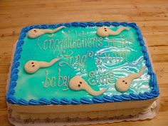 Weirdest Baby Shower Cakes - FB TroublemakersFB Troublemakers