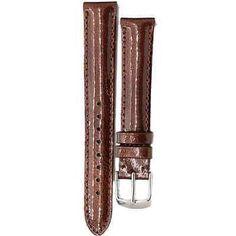 Michele 16mm Safari Genuine Patent Leather Strap MS16AA350133 Deco 16 Lilou