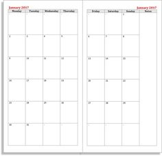 Following on from the weekly and daily layouts for 2017, today I have the monthly and full year layouts. As usual, they are all free for ...
