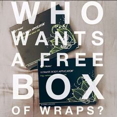 Tonight at midnight they are having another BOGO sale on those Krazy Wraps ! Don't let this great deal pass you buy again!